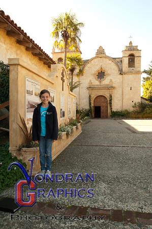 2011-1217 Carmel Mission