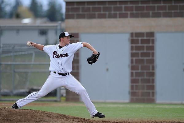 Baseball: Pierce v. Bellevue