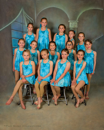 Center Stage Dancers - May 10, 2017