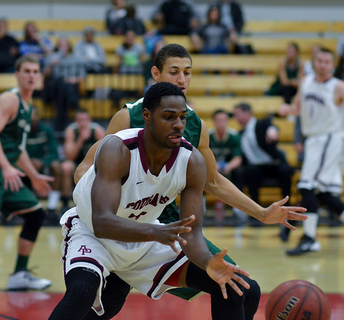 2014-03-04 Men's Basketball v Point Loma