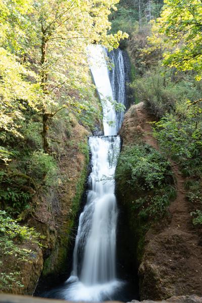 2018 Oregon Bridal Veil Falls