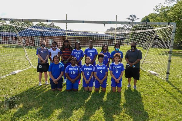 2021-04-15 Lady Generals Soccer