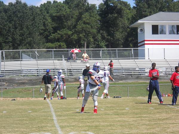 PG Football vs. Louisburg College