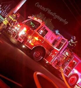 Structure Fire - 311 Birch St, Bristol, CT - 7/4/17