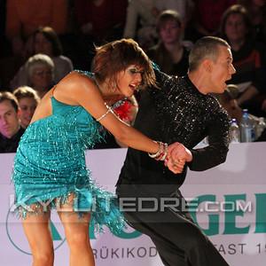 EMV Ladina-Ameerika tantsudes 2013
