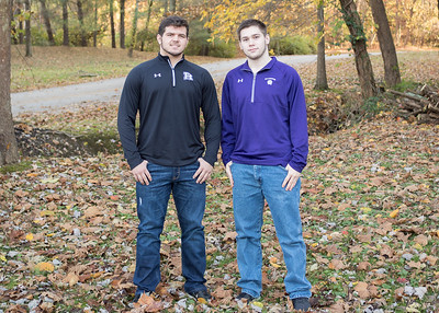 Andrew & Michael - Riverside Seniors