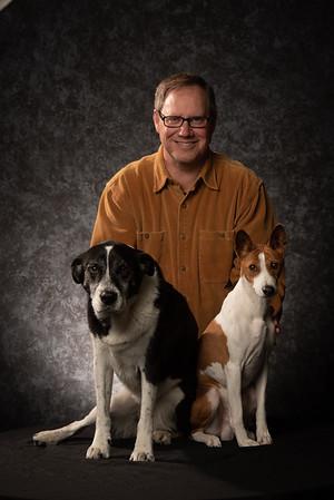 Kurt & Pups