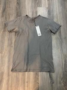 201125-B3Early DRKSHDW Short Sleeve Tee in Asphalt