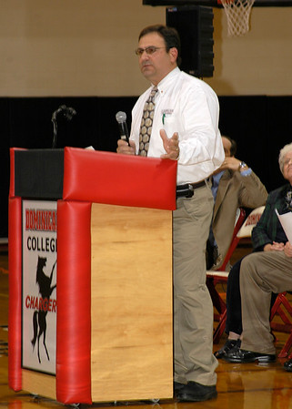 2007 Athletic Hall of Fame