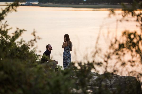 Steven & Lauren's Proposal