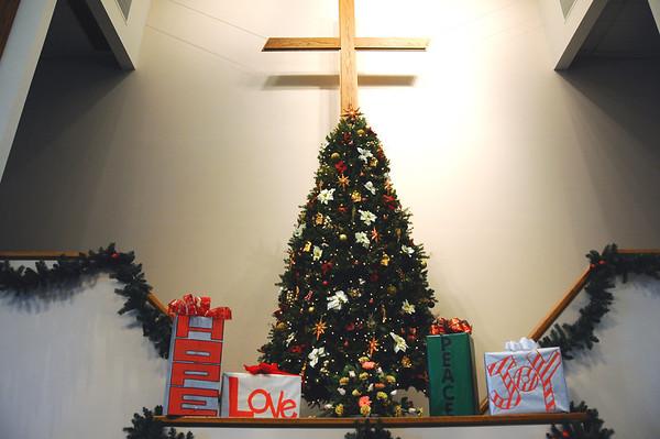 December 23, 2012 Worship Service