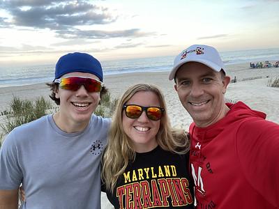 Oct. 24: Rehoboth Beach, Sports At Beach