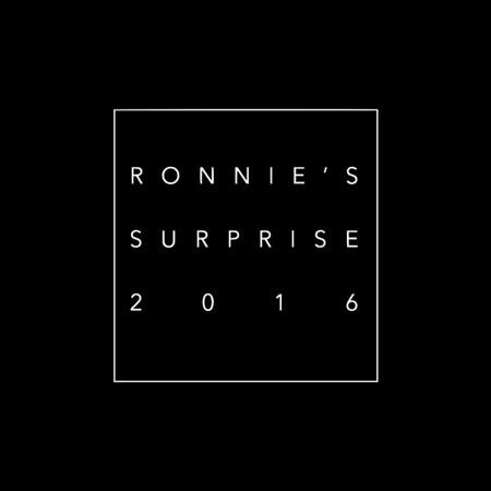 Ronnie's Surprise 2016