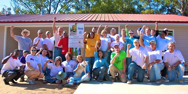 Legacy Build 2011-Louisiana