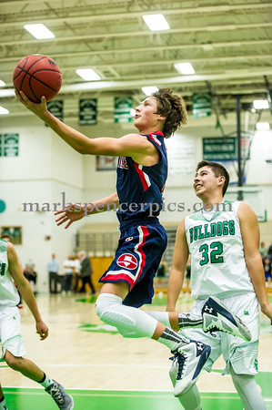 Basketball SHS vs Provo 12-4-2015