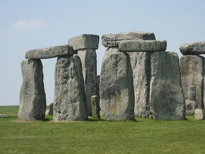 Stonehenge, England, June 17, 2006