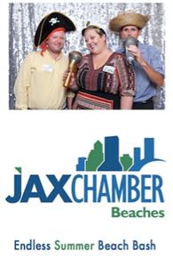 Endless Summer Beach Bash- Jacksonville Chamber of Commerce