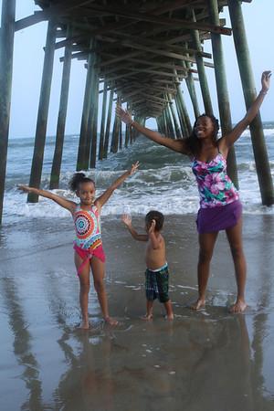 Fun At The Beach - July 11