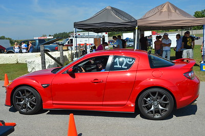 Mosport DDT Autocross (Aug 2012)