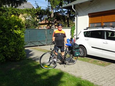 2016.09.16. Kapuvár - Pátfalu kerékpáron