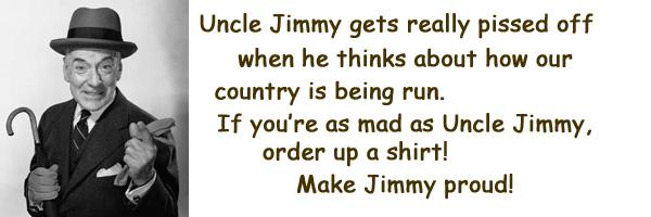 Political shirts. Obama, Clinton, Bush.