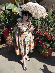 June 30 Steampunk in Kew