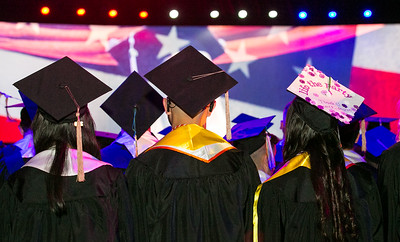 Undergraduate Ceremony - 5:30PM - May 10, 2019