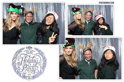 Google GCPA's Holiday Party 2018