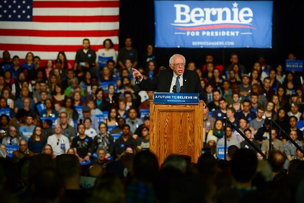 2016-02-13 Bernie Sanders rally in Denver