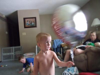 Lucas 3rd Birthday