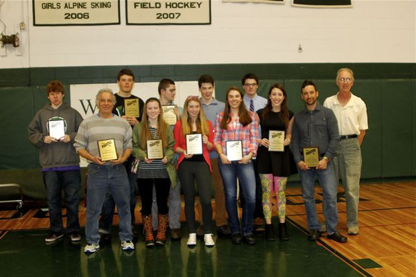 Winter Sports Awards, We Are Woodstock
