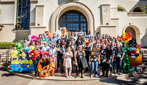 HALLOWEEN PARTY CITY OF TEMECULA 2019