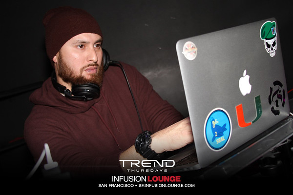 Trend @ Infusion 1/07/2016