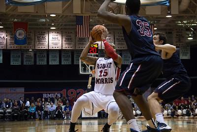 RMU Men's Basketball vs. Fairleigh Dickinson