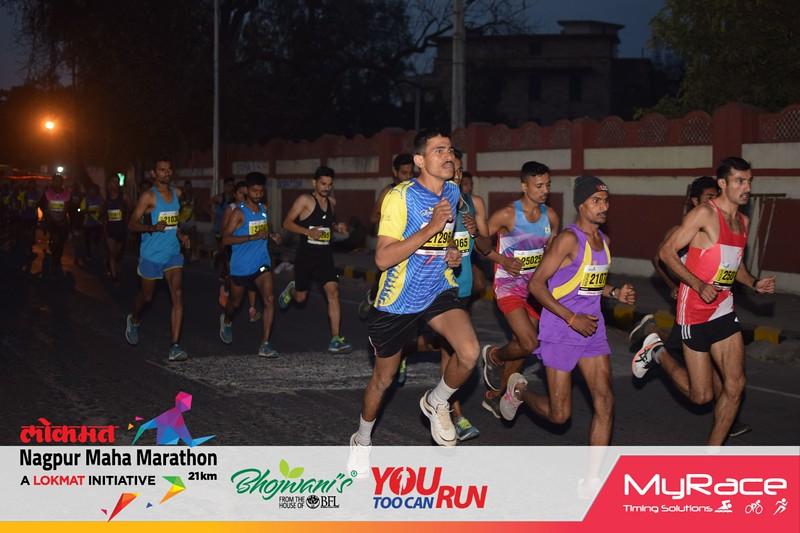 Nagpur Maha Marathon 2018