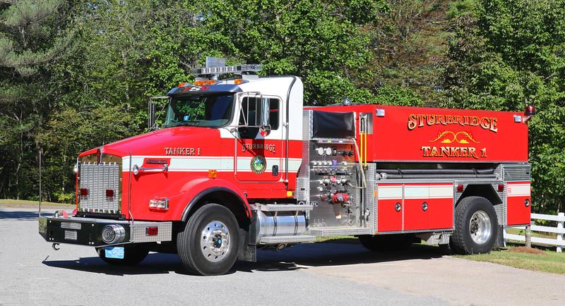 Tanker 1   2010 Kenworth / E-One   1250 / 2000