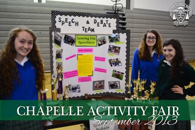 Activity Fair 2013