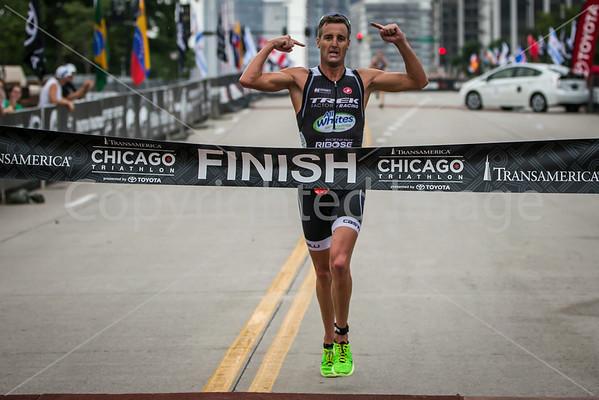 2014 Life Time Chicago Triathlon