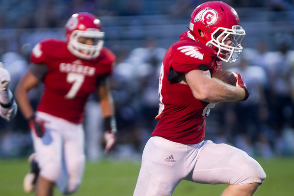 Goshen vs. Elkhart Central Football