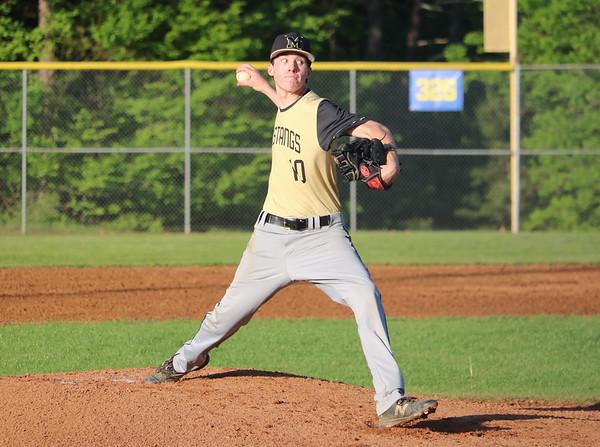 Monticello Western baseball 2017