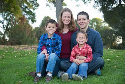 Curcio Family, November 4, 2018