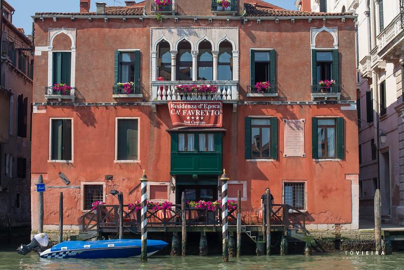Grande Canal, Veneza, Lagoa de Veneza, Italia