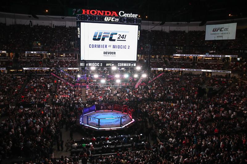 UFC 241 - August 17, 2019