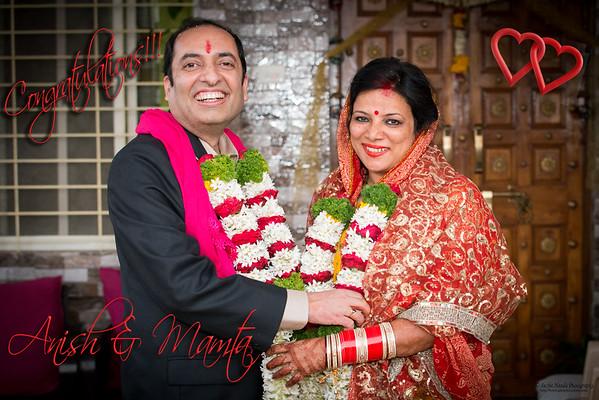 Anish & Mamta Nanda Wedding Feb'17