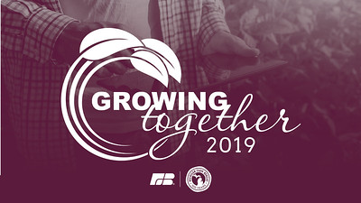 2019 Growing Together Conference