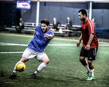 20141202 FC Fury vs Ball On Ya