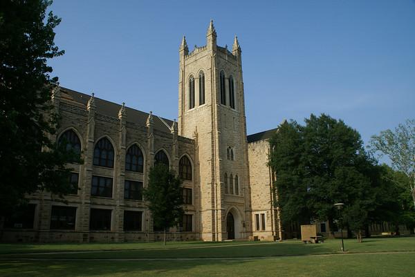 Centennial Reunion - Campus Buildings