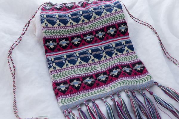 Knit Purses