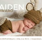 Kaiden Birth Announcement 3