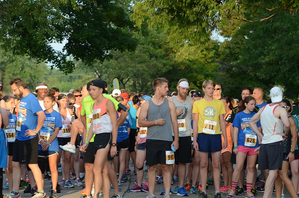 Start - 2015 Cruise in Shoes 5K